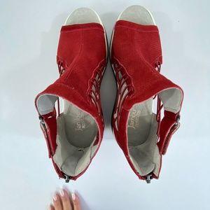 Jambu Shoes - Jambu NAOMI WEDGE SANDAL - 7